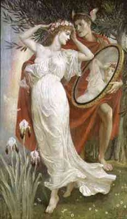 Art And Life | Walter Crane | oil painting