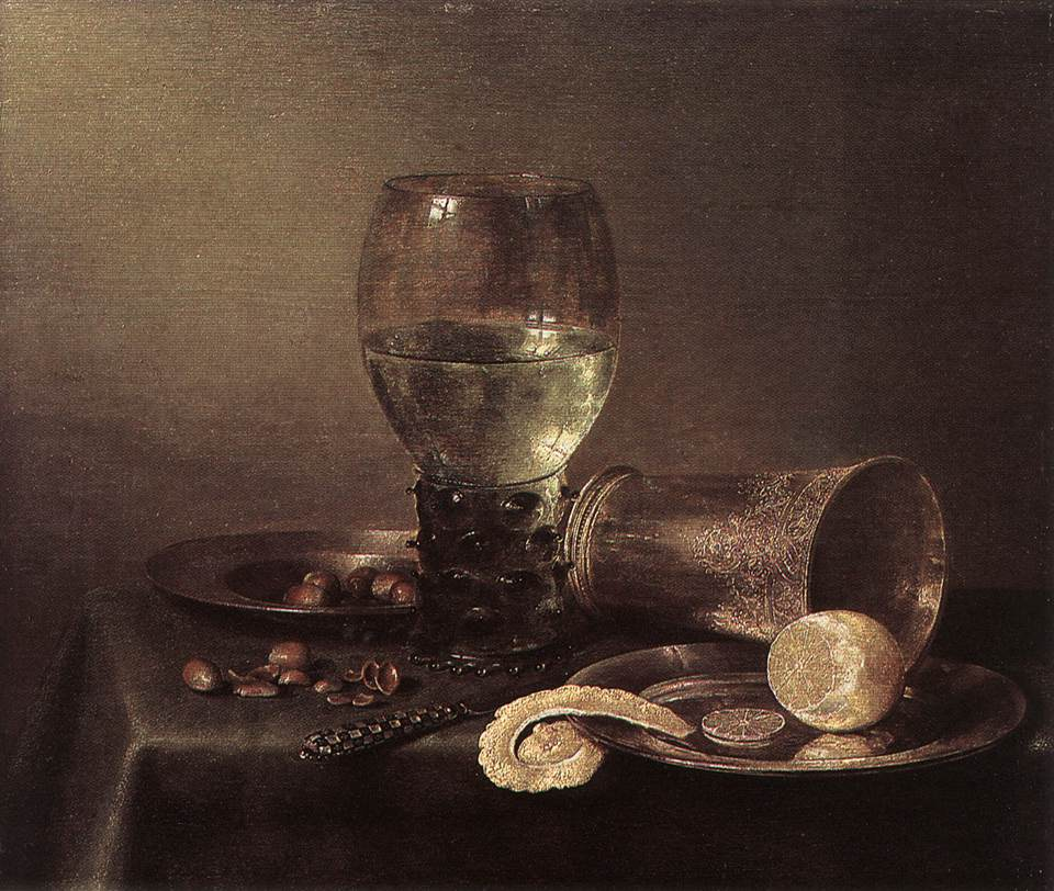 Still-Life 1632 | Willem Claesz Heda | oil painting