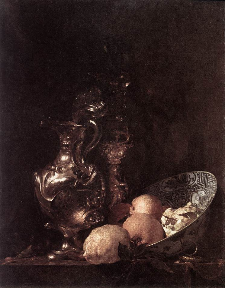 Still Life | Willem Kalf | oil painting