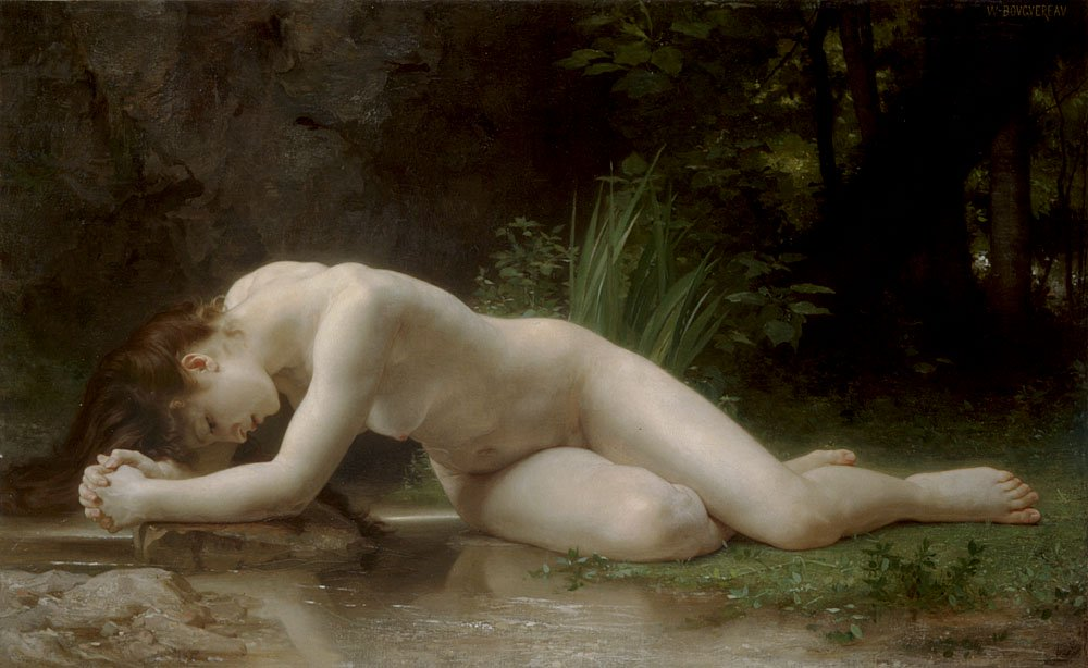 Biblis | William Bouguereau | oil painting