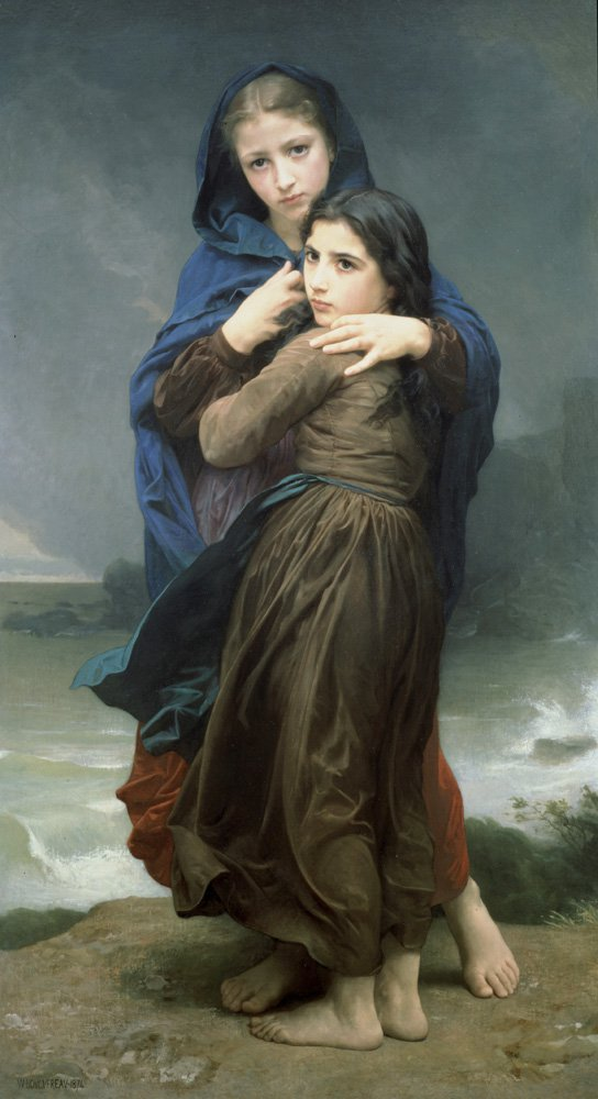Lorage | William Bouguereau | oil painting