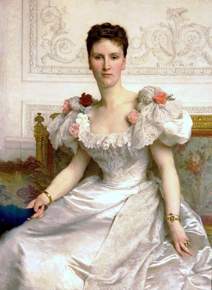 Madame La Comtesse De Cambaceres | William Bouguereau | oil painting