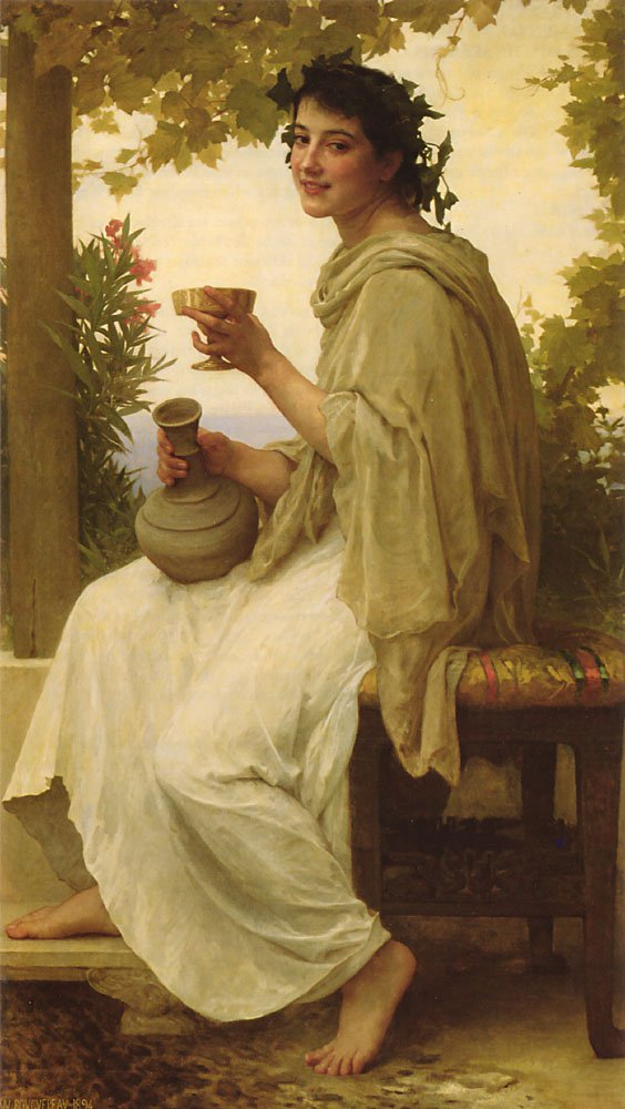 Unknown | William Bouguereau | oil painting