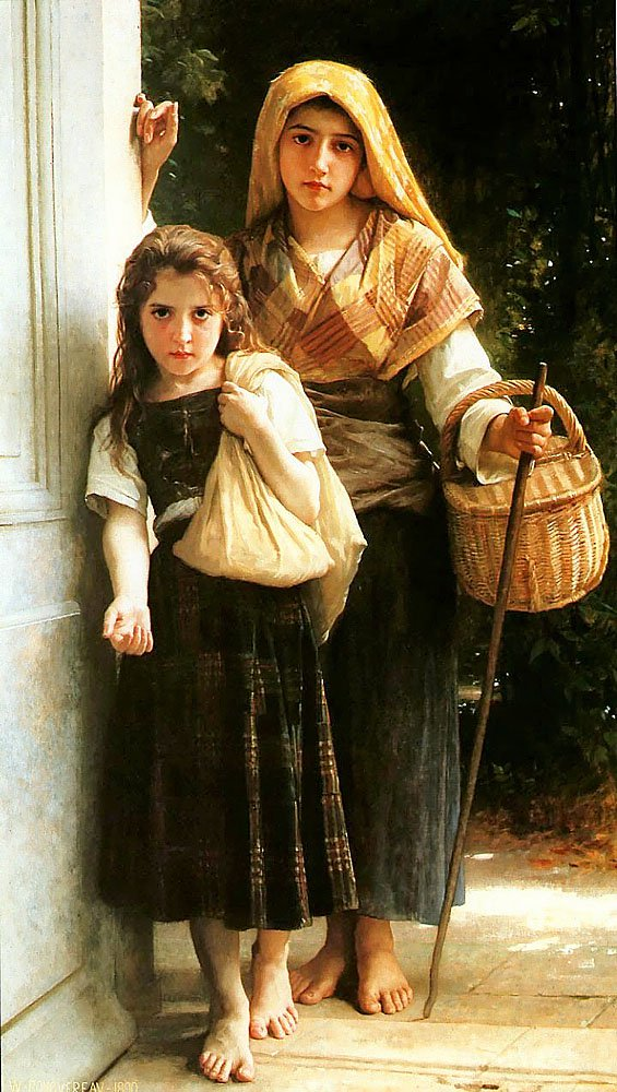 Unknown4 | William Bouguereau | oil painting