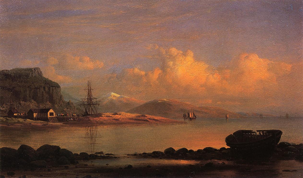 Coast of Labrador  1870 | William Bradford | oil painting