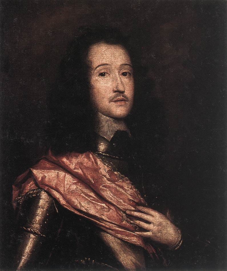 Richard Lovelace | William Dobson | oil painting