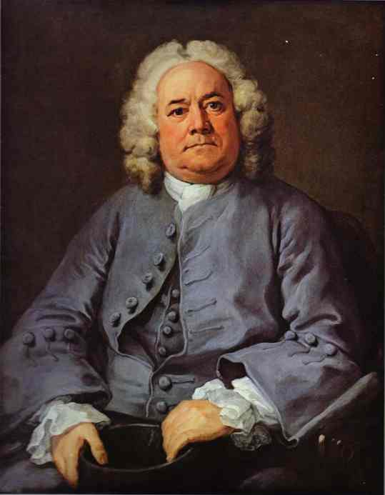 George Arnold 1740 | William Hogarth | oil painting