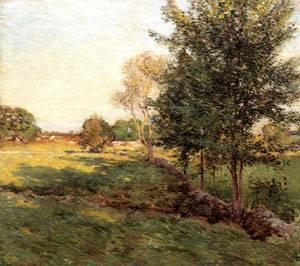 Landscape 1884   William Metcalfe   oil painting