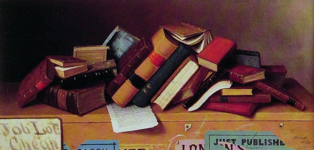 Job Lot Cheap | William M Harnett | oil painting