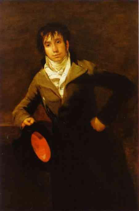 Don Bartolome Sureda 1805 | Francisco De Goya | oil painting