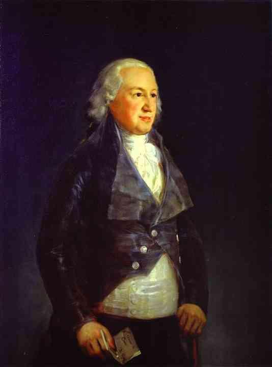 Don Pedro Duke Of Osuna 1790-1800 | Francisco De Goya | oil painting