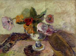 Vase of Flowers 1886 | Paul Gauguin | oil painting