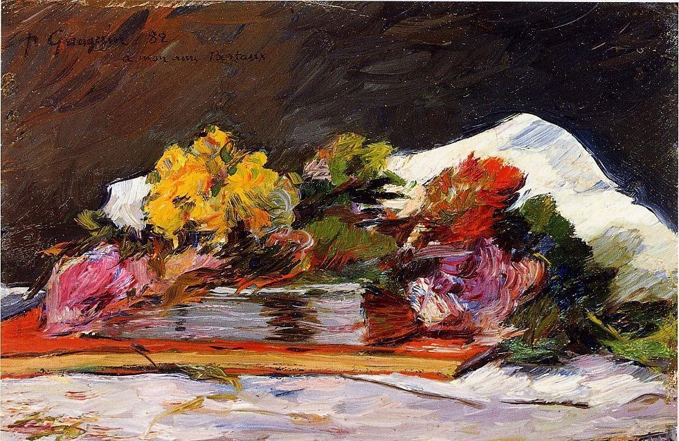Bouquet of Flowers 1882 | Paul Gauguin | oil painting