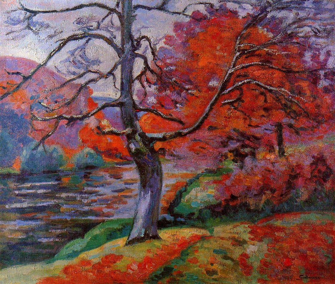 Echo Rock 1905 | Armand Guillaumin | oil painting
