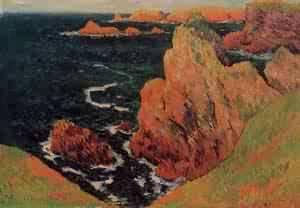 Belle-Ile | Henri Moret | oil painting