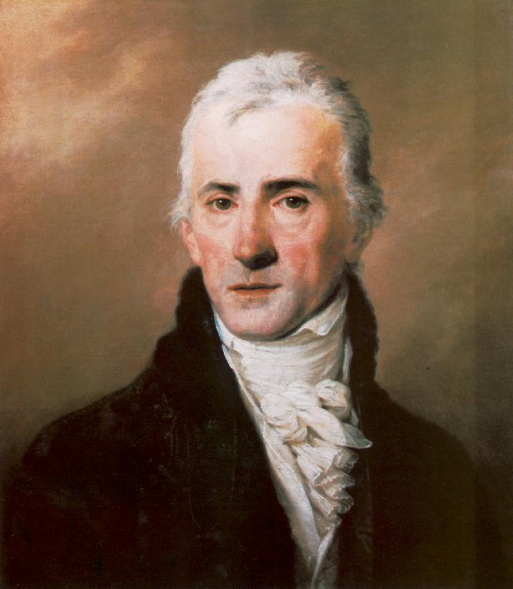 Portrait of Ferenc Kazinczy 1808 | Joesph Kreutzinger | oil painting