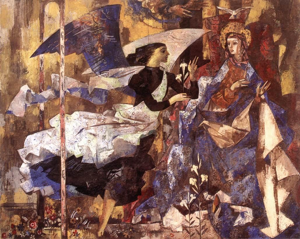 Nude 1941 | Gyula Hincz | oil painting