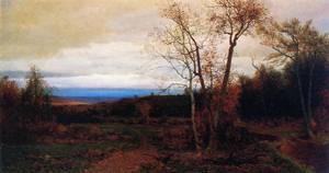 Autumn Landscape 1867 | Jervis McEntee | oil painting