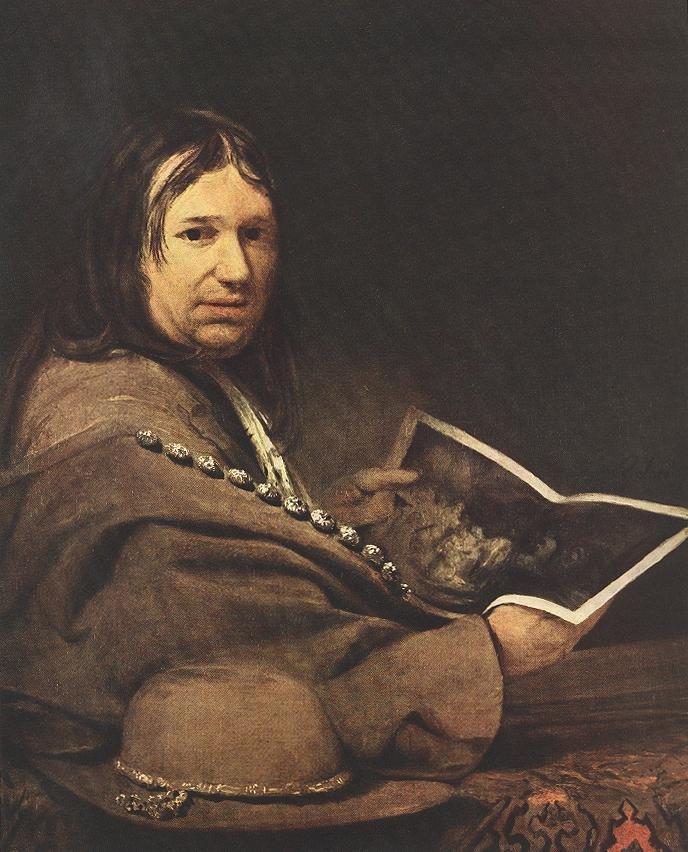 Self portrait | Aert de Gelder | oil painting