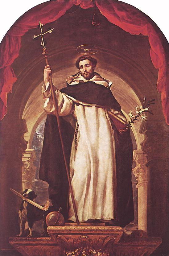 St Dominic of Guzman | Claudio Coello | oil painting