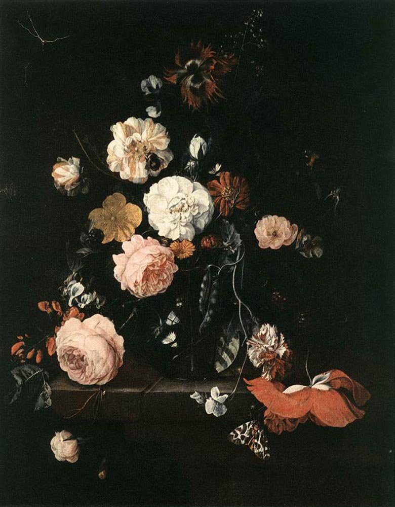 Flower Still Life | Cornelis de Heem | oil painting
