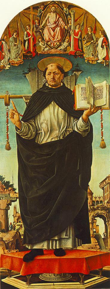 St Vincent Ferrer 1473 | Francesco del Cossa | oil painting