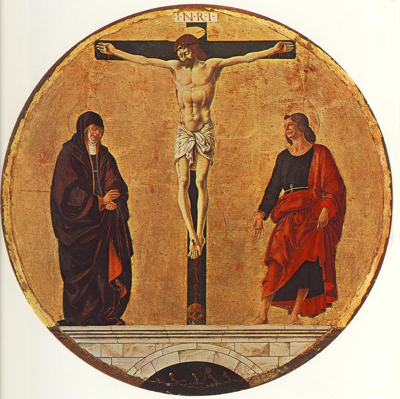 The Crucifixion 1473 | Francesco del Cossa | oil painting