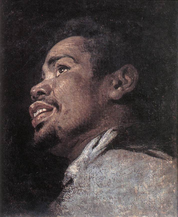 Head Study of a Young Moor | Gaspard de Crayer | oil painting
