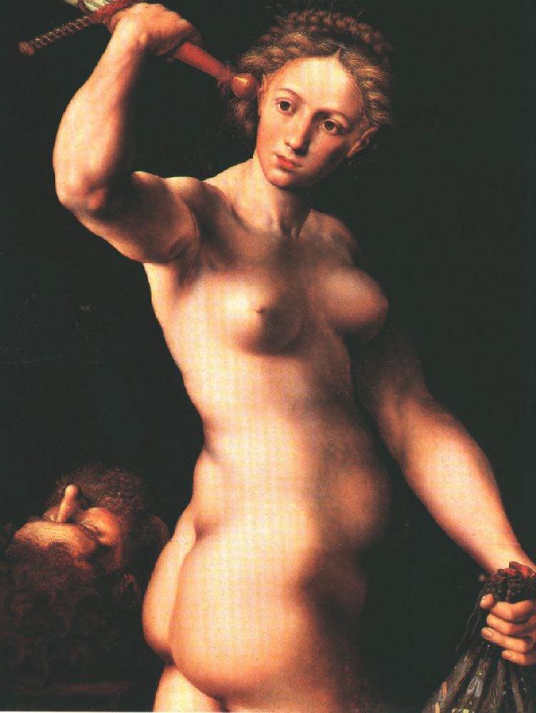 Judith 1540 | Jan Sanders van Hemessen | oil painting