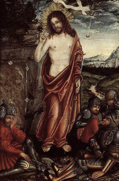Housealtar of Count William II of Hessen 1508   Lucas Cranach the Elder   oil painting