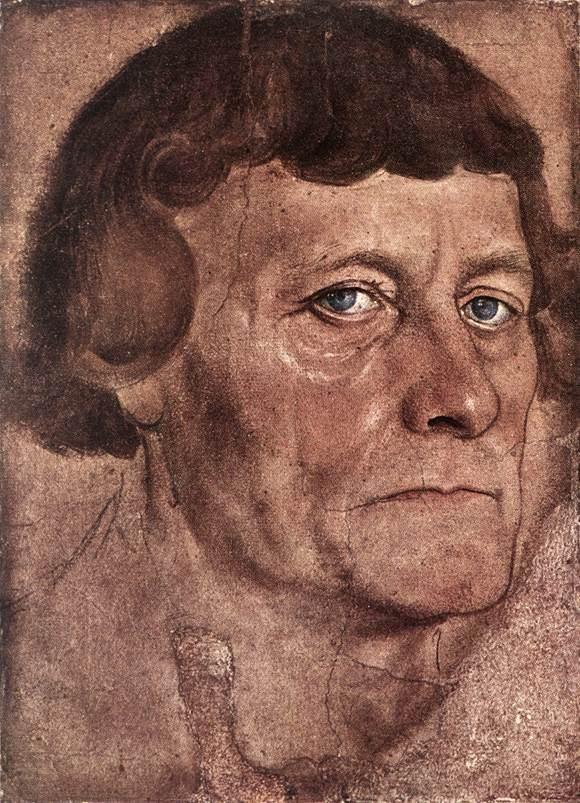 Portrait of a Man 1514 | Lucas Cranach the Elder | oil painting