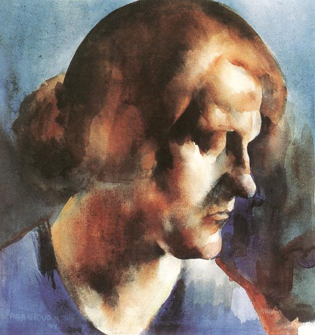 Kato 1925 | Vilmos Aba Novak | oil painting