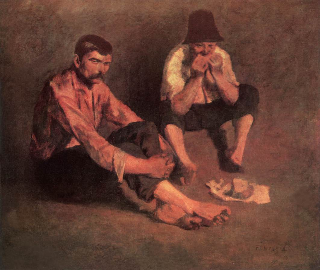 Lunch 1902   Adolf Fenyes   oil painting