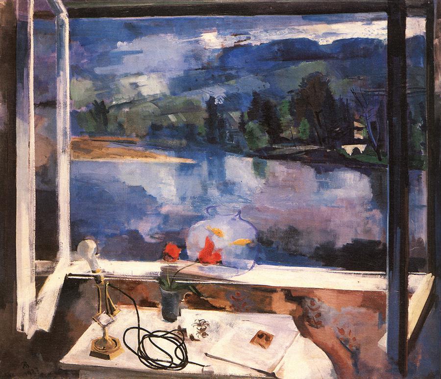 Morning No 1 1927 | Aurel Bernath | oil painting