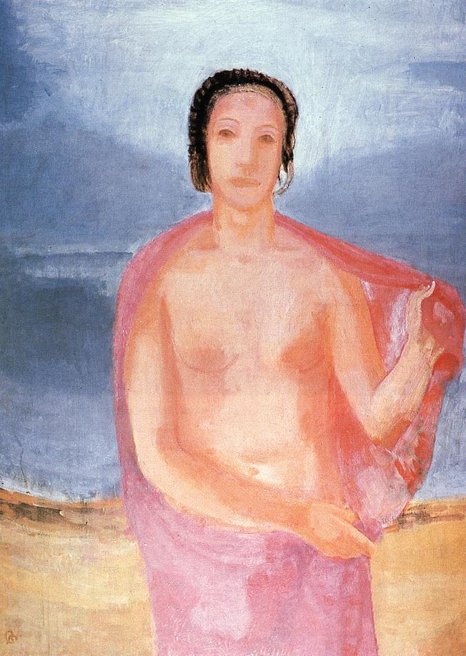 Venus 1932 | Aurel Bernath | oil painting