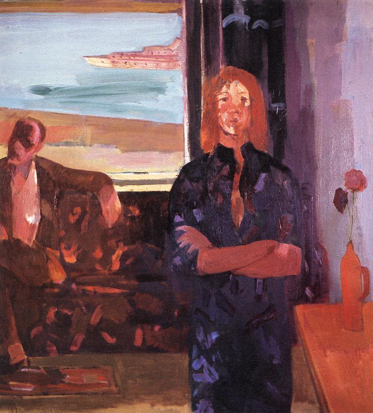 berna209 | Aurel Bernath | oil painting