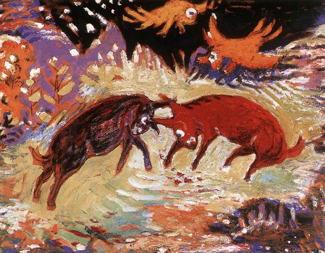 bolmany6 | Ferenc Bolmanyi | oil painting