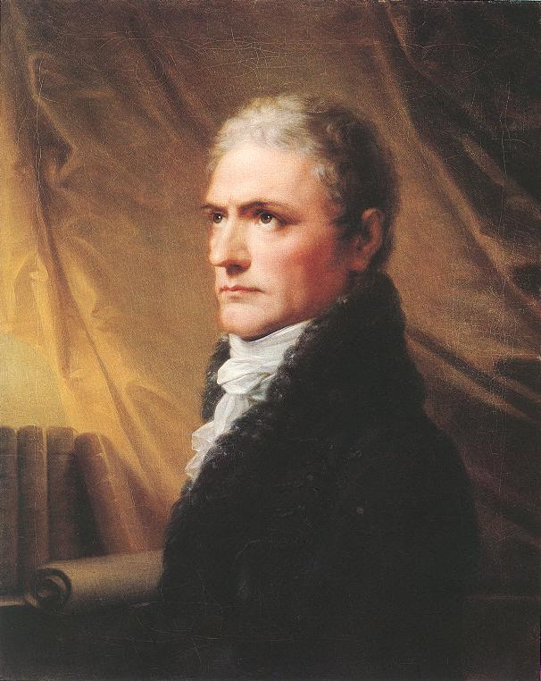Portrait of Janos Batsanyi 1808 | Friedrich Heinrich Fuger | oil painting
