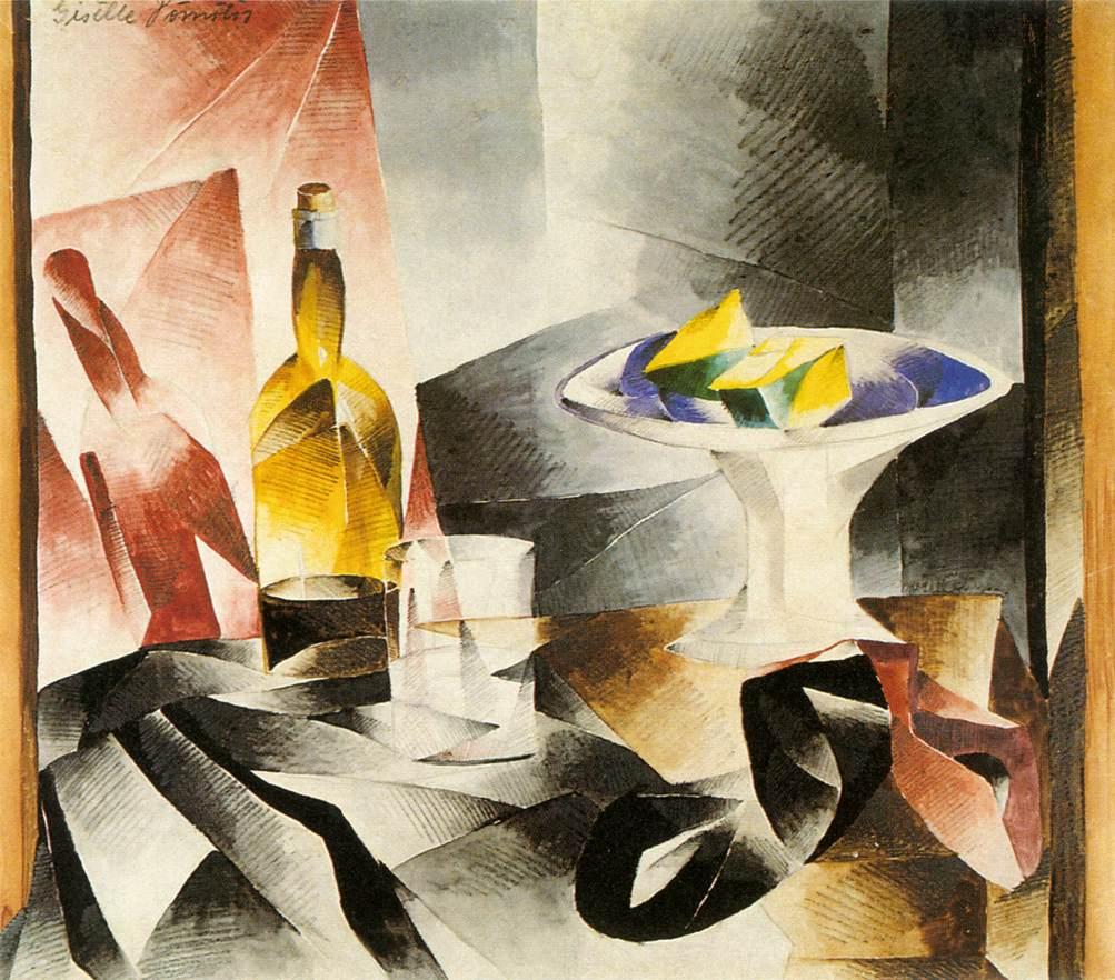 Still-life 1930 | Gizella Domotor | oil painting