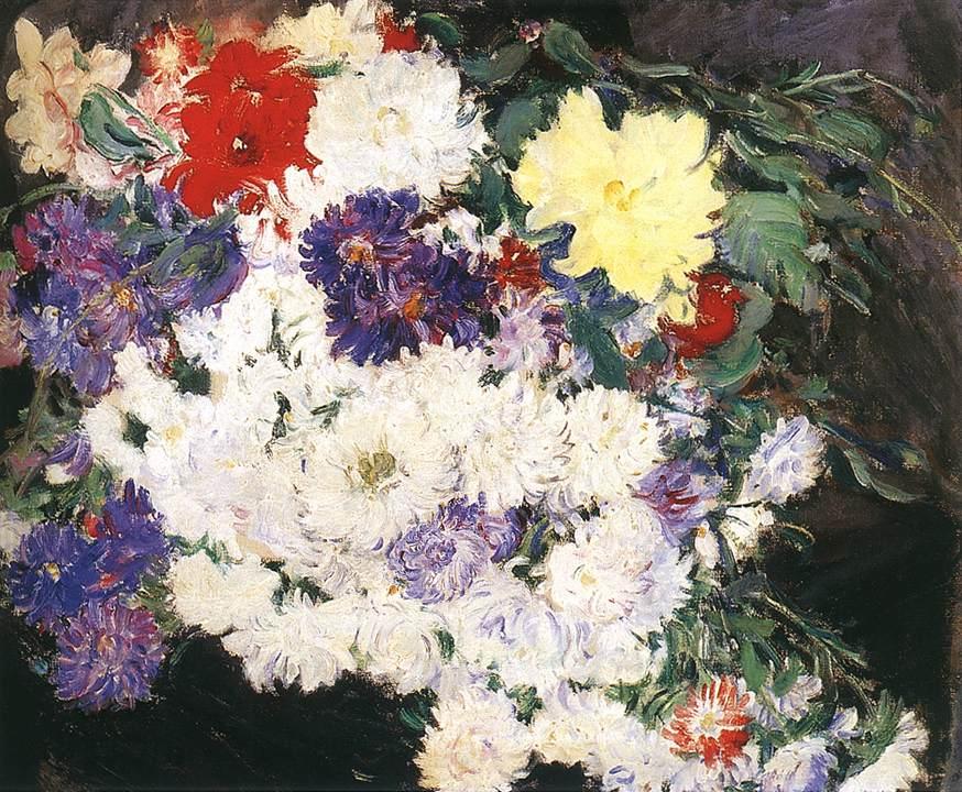 Daisies 1913 | Istvan Csok | oil painting
