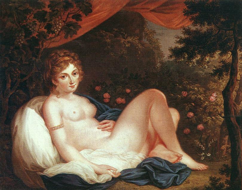 Venus 1810 | Janos Donat | oil painting