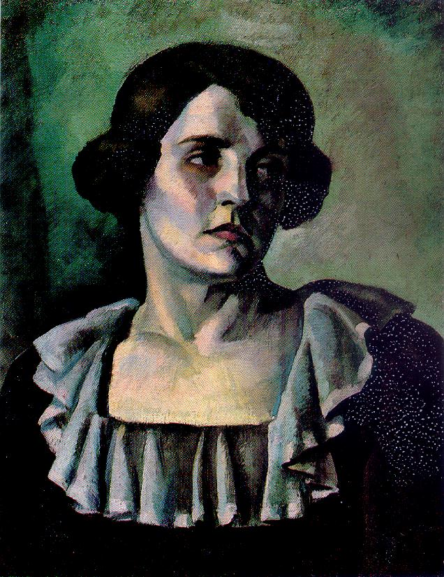 Portrait of Macus 1922 | Jeno Gabor | oil painting