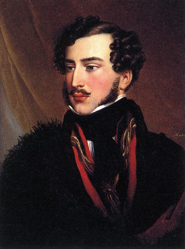 Count Gyorgy Karolyi 1830 | Johann Ender | oil painting