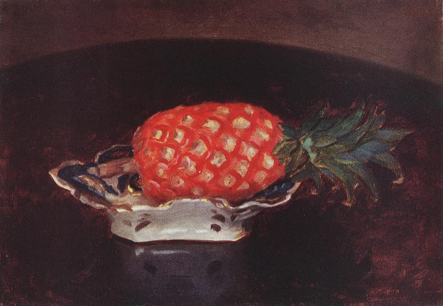 Pineapple 1911 | Karoly Ferenczy | oil painting