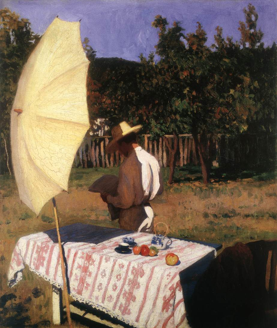 43011 | Karoly Ferenczy | oil painting