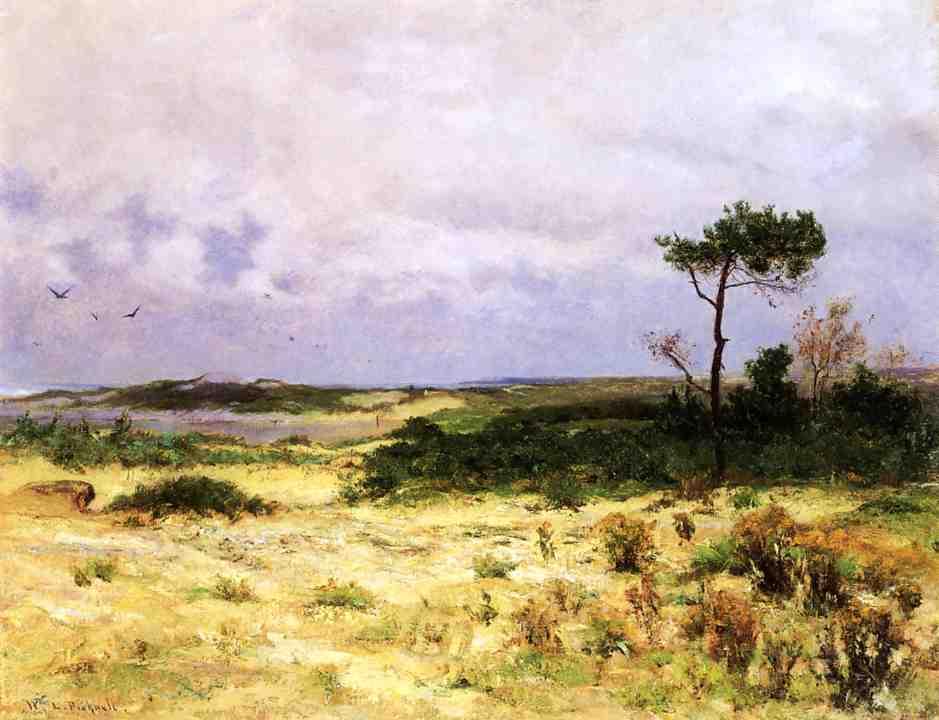 Annisquam Landscape Date unknown | Picknell William Lamb | oil painting