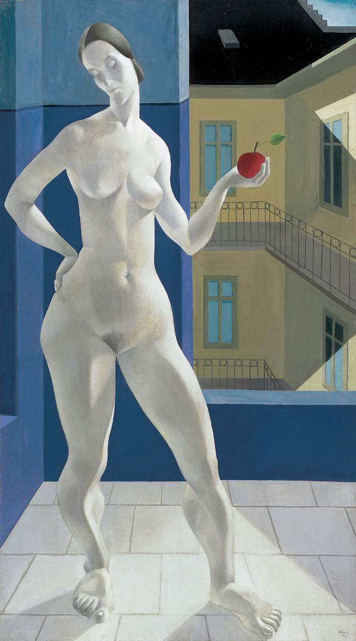 Eve 1935 | Tibor Duray | oil painting