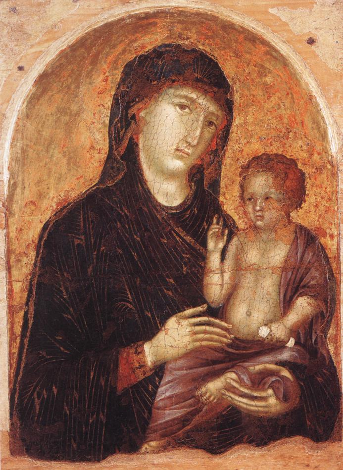 DUCCIO di Buoninsegna | Duccio di buoninsegna | oil painting