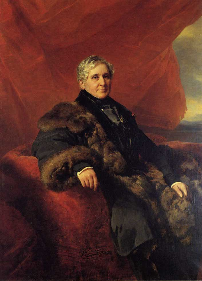 Charles Jerome Comte Pozzo di Borgo 1849 | Franz Xavier Winterhalter | oil painting