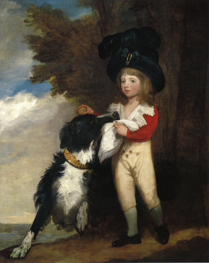 George Thomas John Nugent 1789 1790 | Gilbert Stuart | oil painting